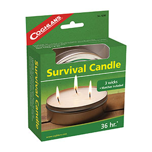 COGHLAN'S 9248 Survival Candle
