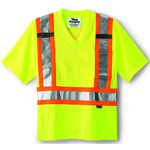 VIKING 6005 CSA Safety T-Shirt